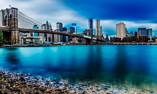 Brooklyn Bridge III