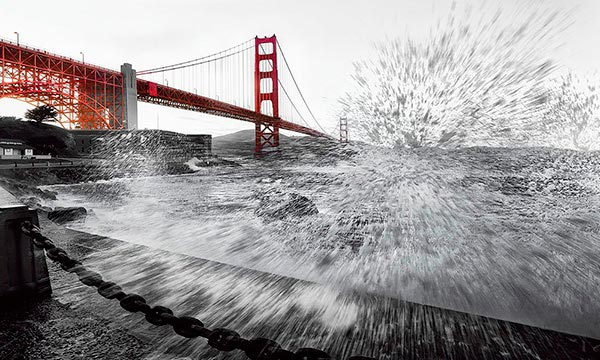 Golden Gate Splash