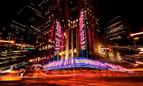 Radio City Lights