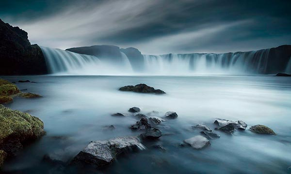 Godafoss Water Fall